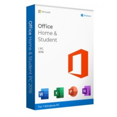 Microsoft Office 2016 Home & Student For Windows PC
